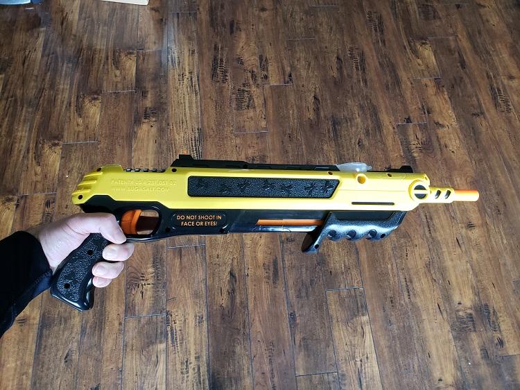 bug a salt rifle